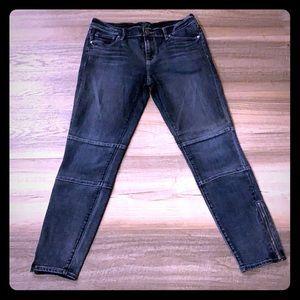 Ann Taylor Loft Modern Skinny Ankle Jeans